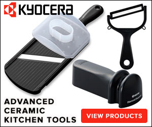 Kyocera Advanced Ceramic Kitchen Tools