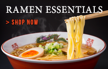 Shop Ramen Essentials
